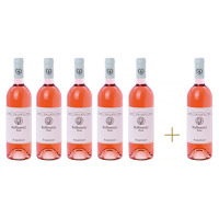 AKTION 5+1 - Kollwentz Rose 2017 0,75l